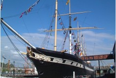 Exploring Brunel's SS Great Britain