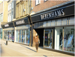 Thousands of jobs saved as restructure for Debenhams stores in Ireland is approved