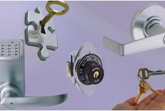 A guide to electric lock solutions