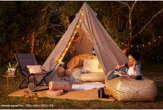 Camping or Glamping?