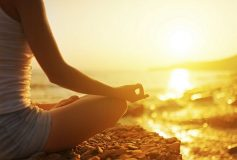 You need to relax? Four exercises to learn how to perform a full breath