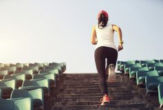 HIIT on Stairs: Work your lower train with these trainings