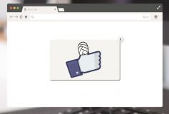 How to avoid the classic 'Subscribe' or 'Follow us on Facebook' overlays with your browser
