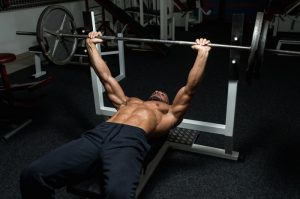 A better pectoral press with some simple corrections