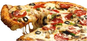Where did pizza originate