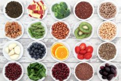Top 9 of high fiber foods