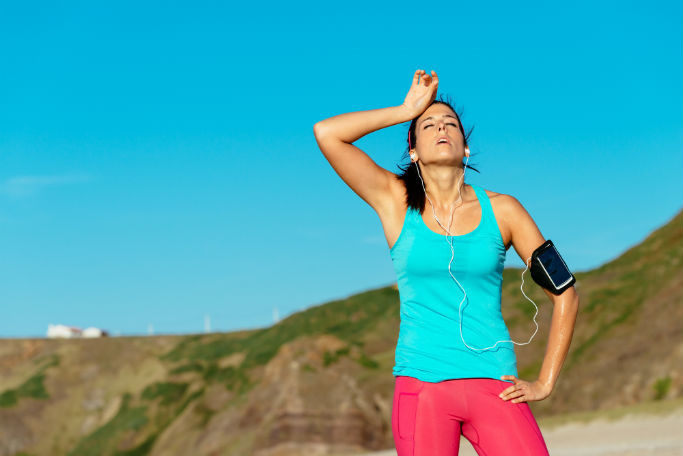 what happens to your body when you become dehydrated