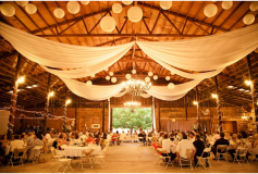 Why not have a beautiful barn wedding?