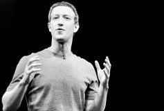 "Mark Zuckerberg: ""It's a disgrace that we still have to say that neo-Nazis are wrong"""