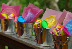 Creative summer kids' party ideas