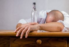 Have you been with the alcohol? This happens in your body and that's why you suffer hangover