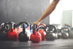 Start training with kettlebells or kettlebells with this circuit for your whole body