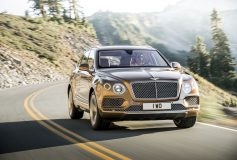 Do not stop the sports SUV party! Bentley plans a coupe variant of the Bentayga for 2019
