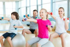 Children and physical activity: What is the best age to start with each sport?