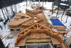 Popularity Increases with Timber Frame Construction
