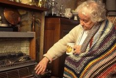 Don't let the elderly go cold this winter