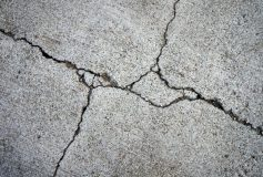 How to avoid cracked concrete