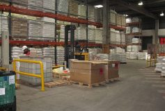 Safety comes first with your warehouse racking