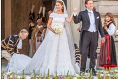 Decor Ideas for a Fairy Tale Princess Wedding with a Vintage Twist