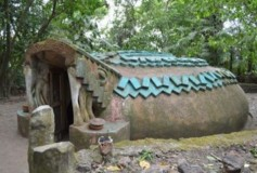 The traditional Temazcal ceremony