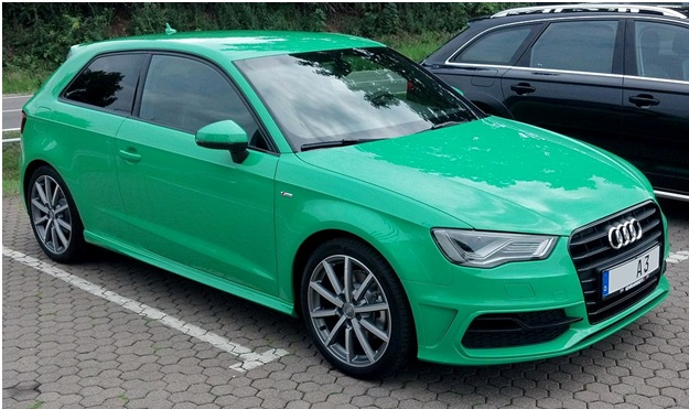 The Audi A3 goes from strength to strength in 2016