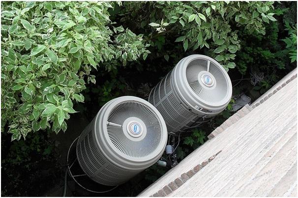 fixing the flow between radiators