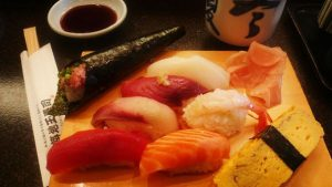 What to eat in Japan