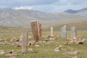 The most beautiful scenery in Mongolia