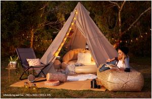 Camping or Glamping