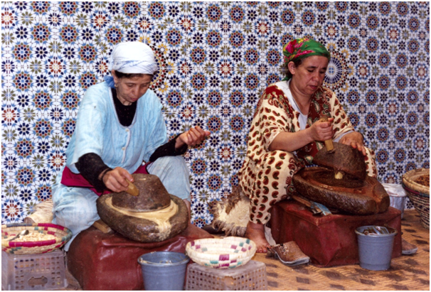 5 great reasons to try Argan oil on your skin - not just your hair
