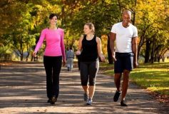 Walking after eating, can it really help your health?