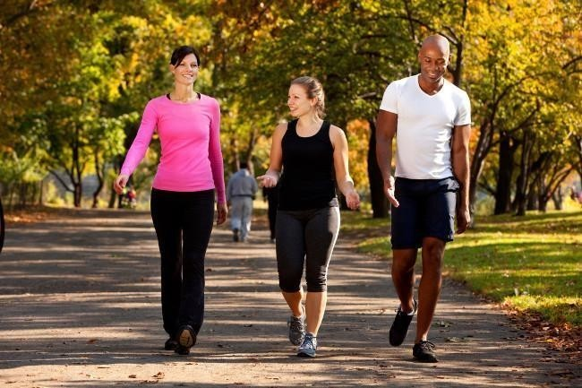 Walking after eating, can it really help your health