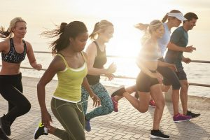 Do you lack motivation The advantages of joining a running group