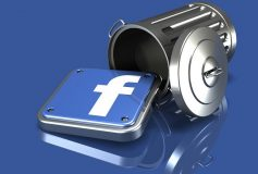 Complete guide to delete all your social network accounts and that there is no data left