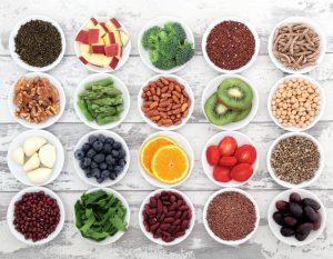 Top 9 of high fiber foods