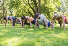 Training to gain muscle outside the gym: How to train in the park
