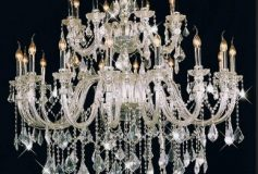 Why A Luxury Chandelier Would Suit Your Property