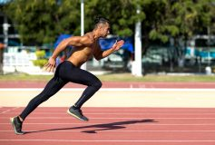 Losing weight makes you a faster runner, how many seconds do you gain for each kilo lost?