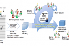The Scrum Master role from a management perspective