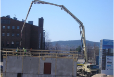 Everything you need to know about vertical concrete pumping