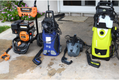 How to care for your pressure washer