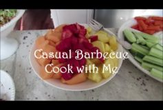 Keep Cooking Casual by Throwing a Barbecue