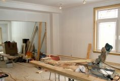 What to expect when staying at home during renovations