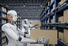 Current and future trends in logistics