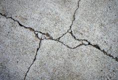 How to avoid cracked concrete