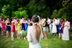 What will your guests wear on your wedding day?