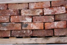 The reasons for using reclaimed bricks