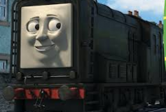 Why are the diesels always angry?
